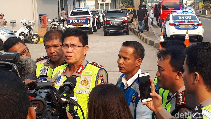 82 Ribu Kendaraan Diprediksi Masuk ke Jakarta Malam Ini