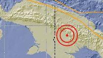 Gempa 5,5 SR Guncang Boven Digoel Papua