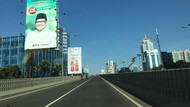 Long Weekend, Lalin Jakarta Lancar Jaya