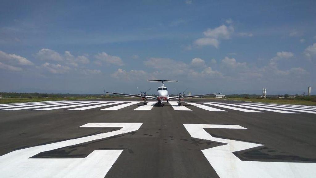 Uji Coba Navigasi Mulus, Bandara Kertajati Siap Beroperasi