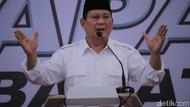 Bukan Berkuda, Prabowo Diajak Bersepeda di Acara Milad PKS