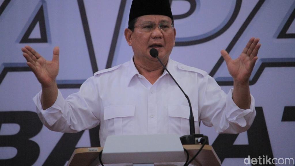 Prabowo Disebut Jalankan Strategi Trump, Fadli: Itu Keliru
