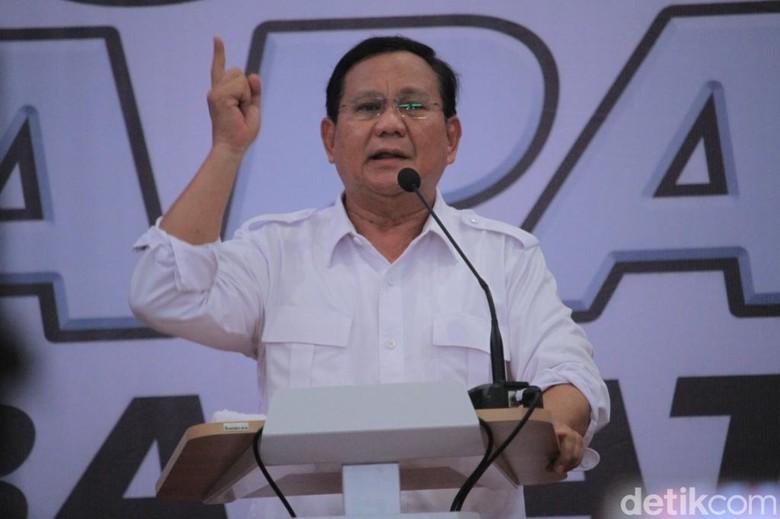 Seluruh Kader Gerindra Siap Urunan untuk Pencapresan Prabowo