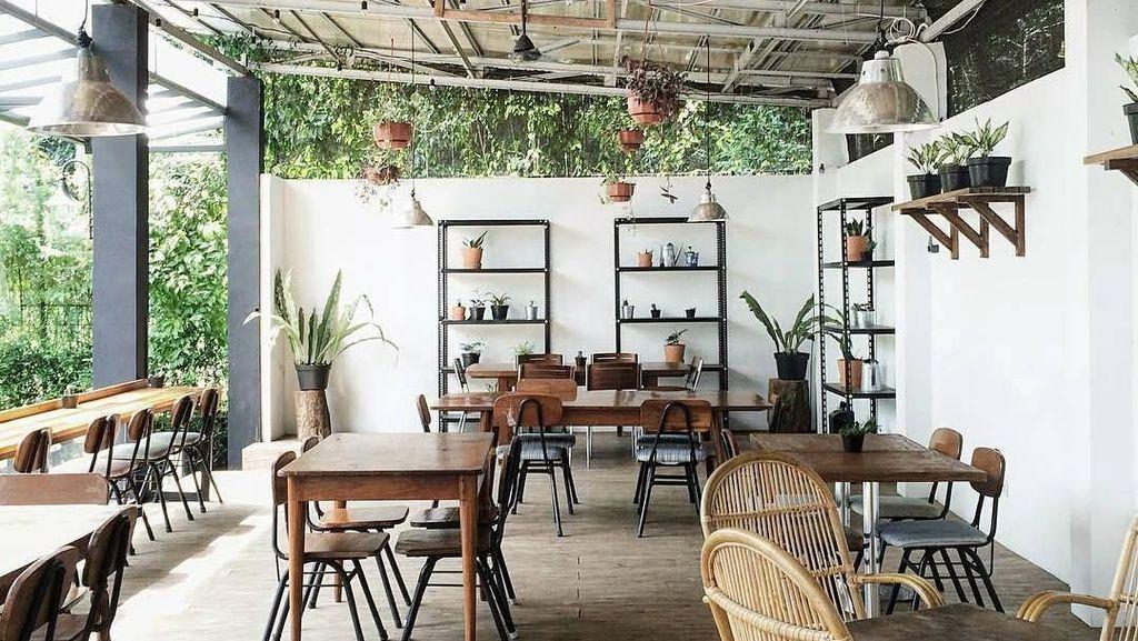 Tak Perlu Jauh-jauh, di Bogor Ada Kafe Mungil yang Instagramable!