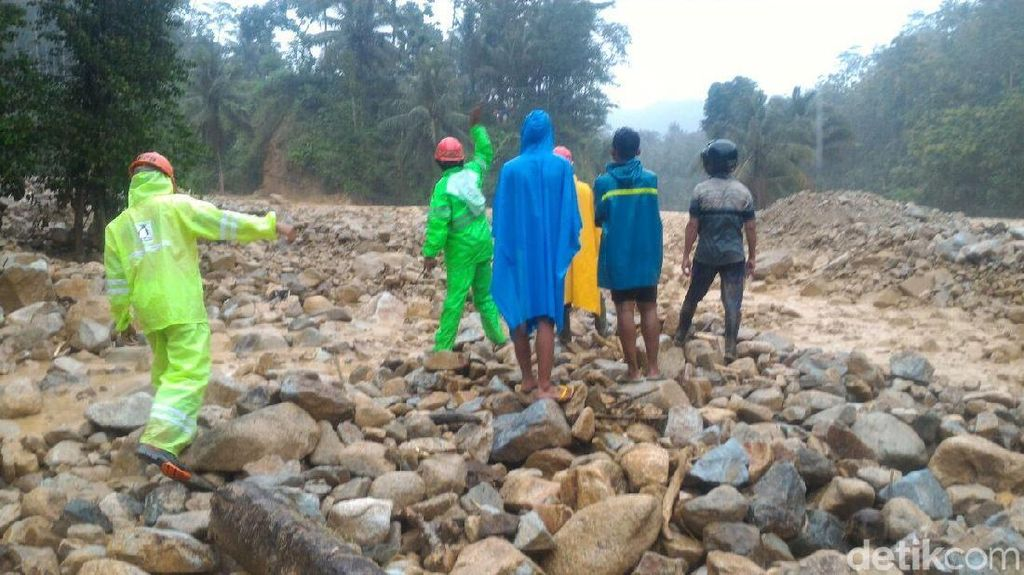 Setop Banjir Batu di Pacitan, Kementerian PUPR Bangun Sabo Dam