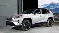 Toyota Luncurkan Generasi Terbaru RAV4, Kian Sangar