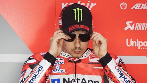 Kisah Lorenzo soal Tindakan Rossi Menconteknya