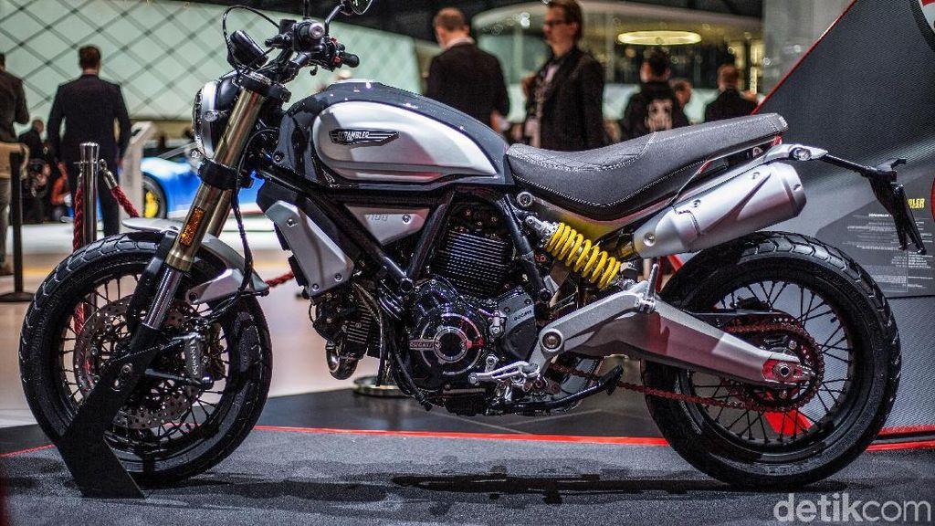 Ducati Scrambler Kian Bongsor, Sekarang Pakai Mesin 1100