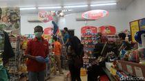 Jebol Plafon, Pencuri Bobol 2 Minimarket di Boyolali