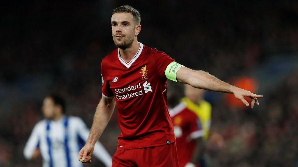 Henderson Impikan Trofi Liga Champions, tapi Fokus Laga ke Laga Saja