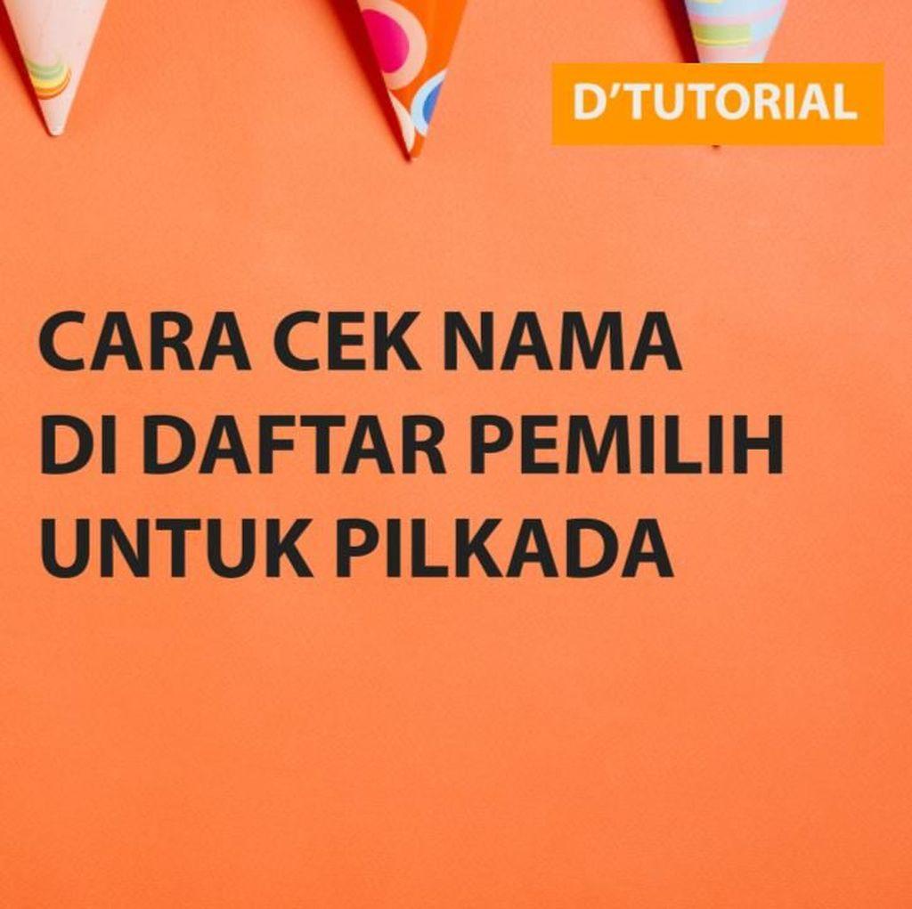 Jumlah DPT Pilgub Jabar 31.735.133 Pemilih
