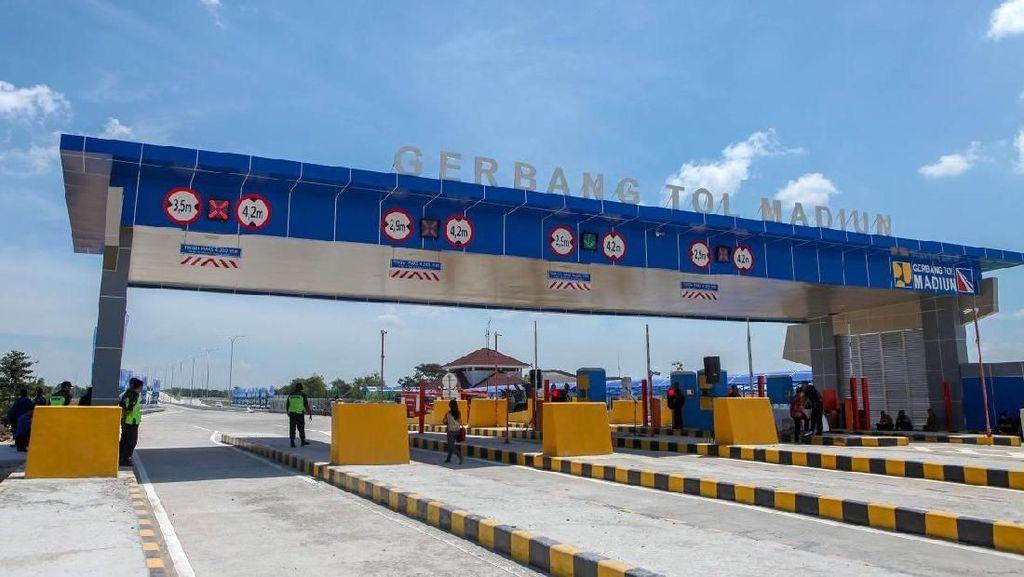 Tarif Jalan Tol Turun Jadi Rp 1.000/Km