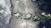 Menakjubkan! Indonesia yang Terpotret dari Antariksa