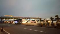 Arus Balik Long Weekend, Tol Cikampek KM 62 Mulai Padat