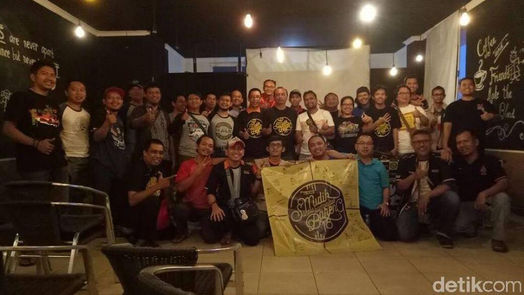 Mudik Bareng 68 Komunitas Mobil Indonesia