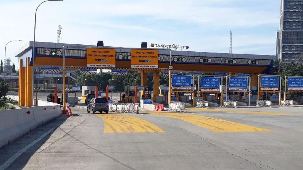 Ganjil Genap Tol Jagorawi dan Tangerang Berlaku Pagi Ini