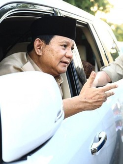 Cerita Prabowo Vertigo dan Diselamatkan dr Terawan