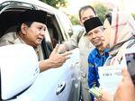 Cerita Luhut-Prabowo Bertemu di Hotel hingga Ditelepon di AS