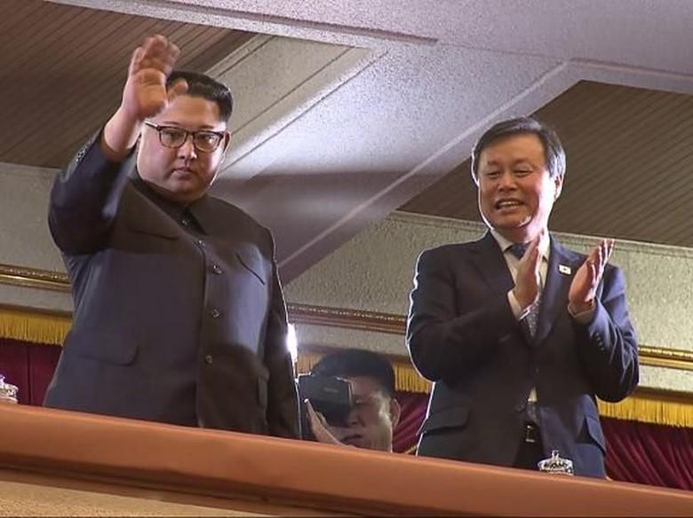 K-Pop Perbaiki Hubungan Diplomatik Korea Utara dan Selatan?