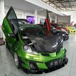 Mobil Jalanan Asal Bali Ikut Mejeng di Kontes IAM Banyuwangi