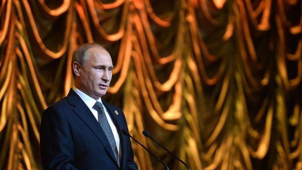 Makan Telur Puyuh dan Sarapan Siang, Kebiasaan Makan Vladimir Putin yang Unik