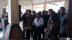SBY dan AHY Napak Tilas Majapahit di Mojokerto