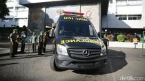 Mobil Ambulans untuk RSPAD Gatot Subroto