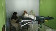 Derita Lumpuh, Siswi SMK di Bantul Ikut Ujian Dijemput Ambulans