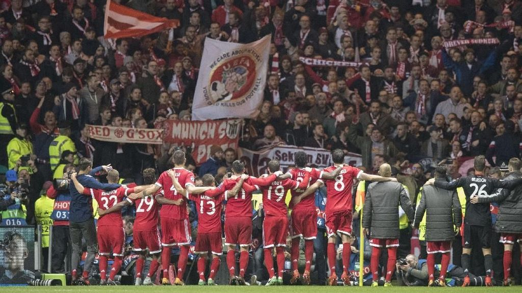 James: Saatnya Bayern Juara Liga Champions Lagi