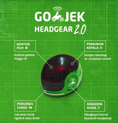 Headgear 2.0. Foto: Facebook
