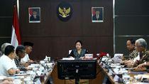 Puan Pimpin Rapat Koordinasi Dana Abadi Pendidikan