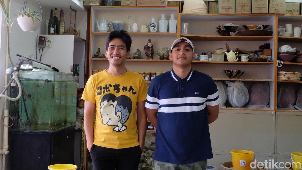 Cerita 2 Seniman Indonesia soal Art Basel dan Art Central Hong Kong