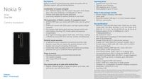 Nokia 9 Siap Libas Ponsel Tiga Kamera Huawei