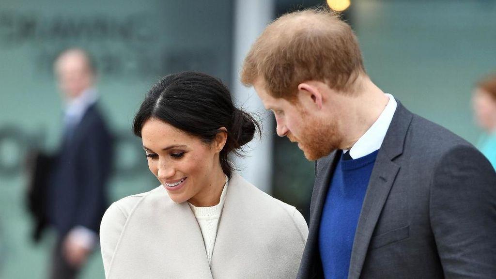 Segera Hadir Parfum Pernikahan Pangeran Harry dan Meghan Markle