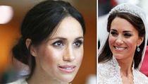 Terungkap, Meghan Tak Pakai Tiara Kate Middleton di Pernikahannya