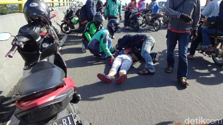 Jatuh dari Sepeda, Mantan Kadis SDA Bantul Meninggal