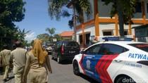 Mobil yang Sebabkan Seorang Polisi Tewas di Magetan Diamankan