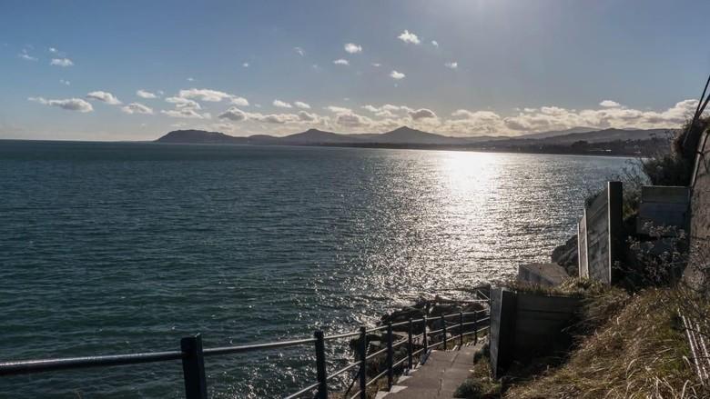 Foto: Hawk Cliff Beach (CNN Travel)