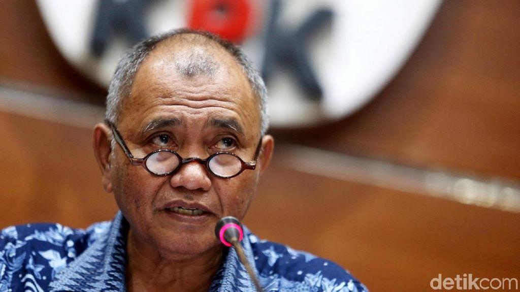 Penjelasan Ketua KPK Tunda Perpanjangan Masa Kerja Penyidik Polri