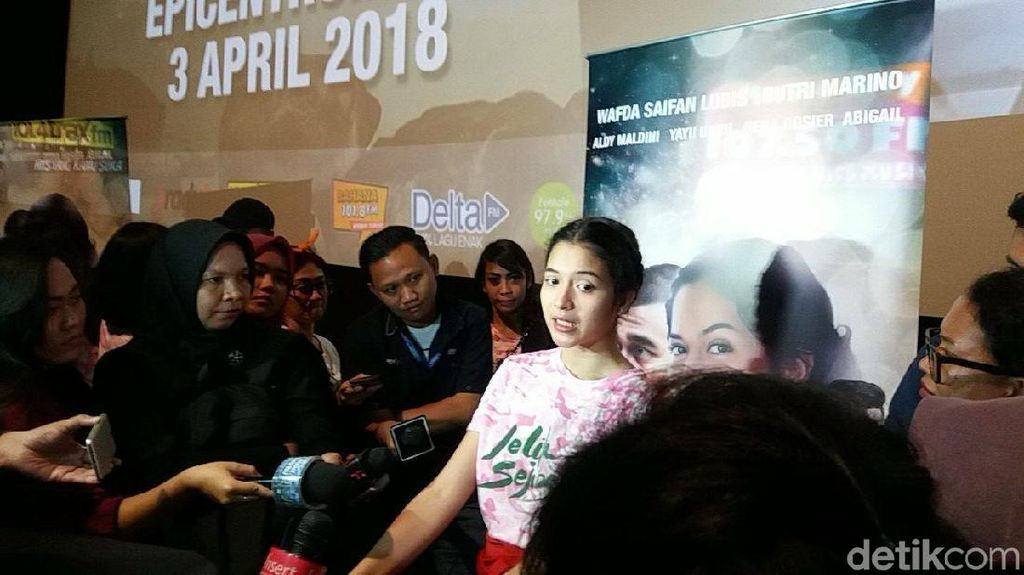 Transformasi Putri Marino Menjadi Istri TNI