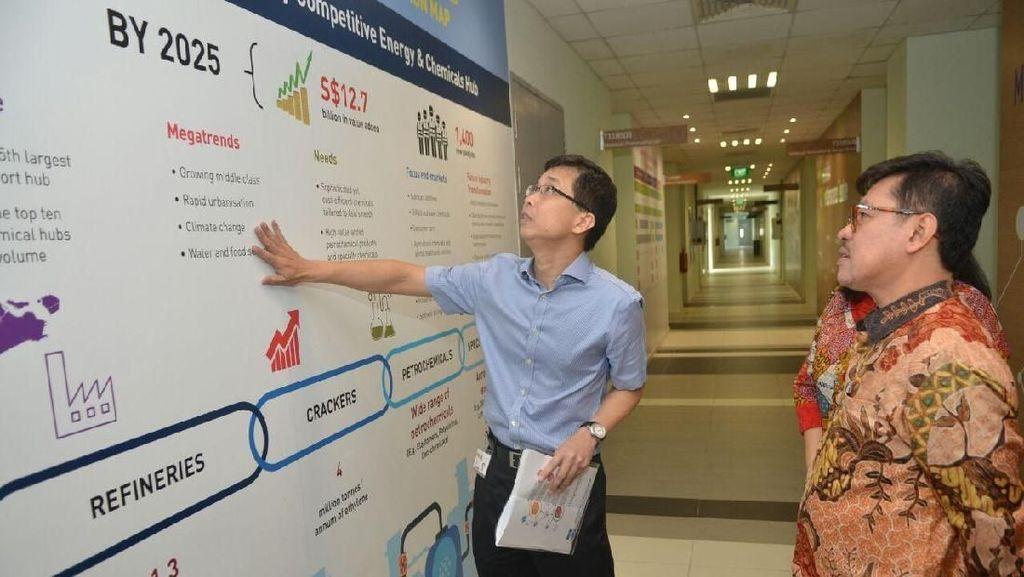 Tingkatkan Kualitas Pelatihan Kerja, Kemnaker Berguru ke Singapura