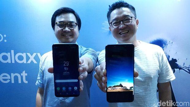 Amankah Samsung Galaxy S9 dan S9+ Masuk ke Air Laut?