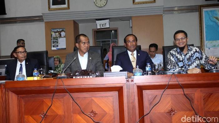 Komisi I DPR RI. Foto: Lamhot Aritonang/detikcom