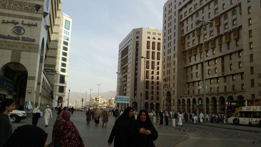 Belanja di Arab Saudi Pakai Rupiah? Bisa!