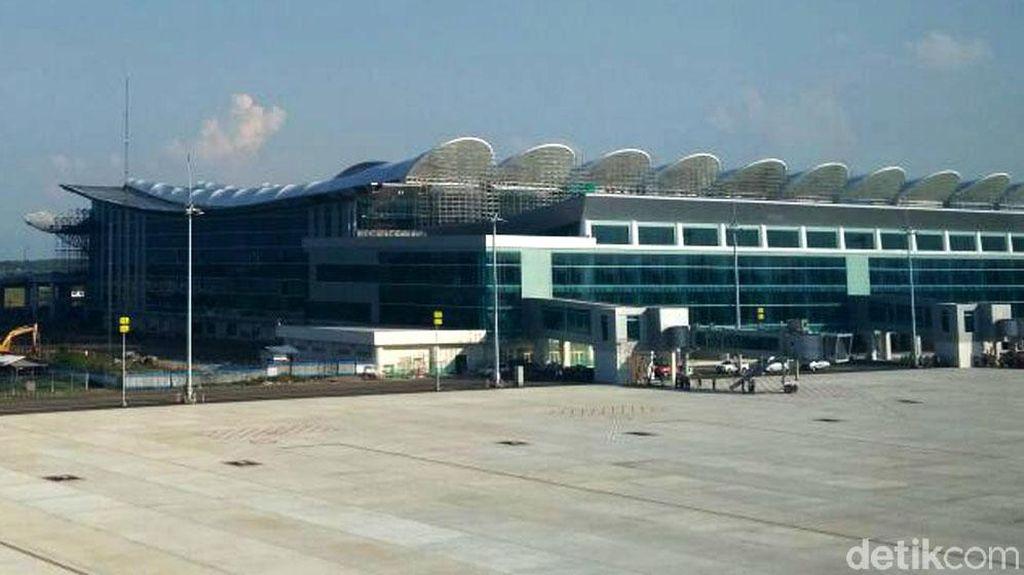 Inilah Bandara Internasional Jawa Barat Saingan Soekarno-Hatta