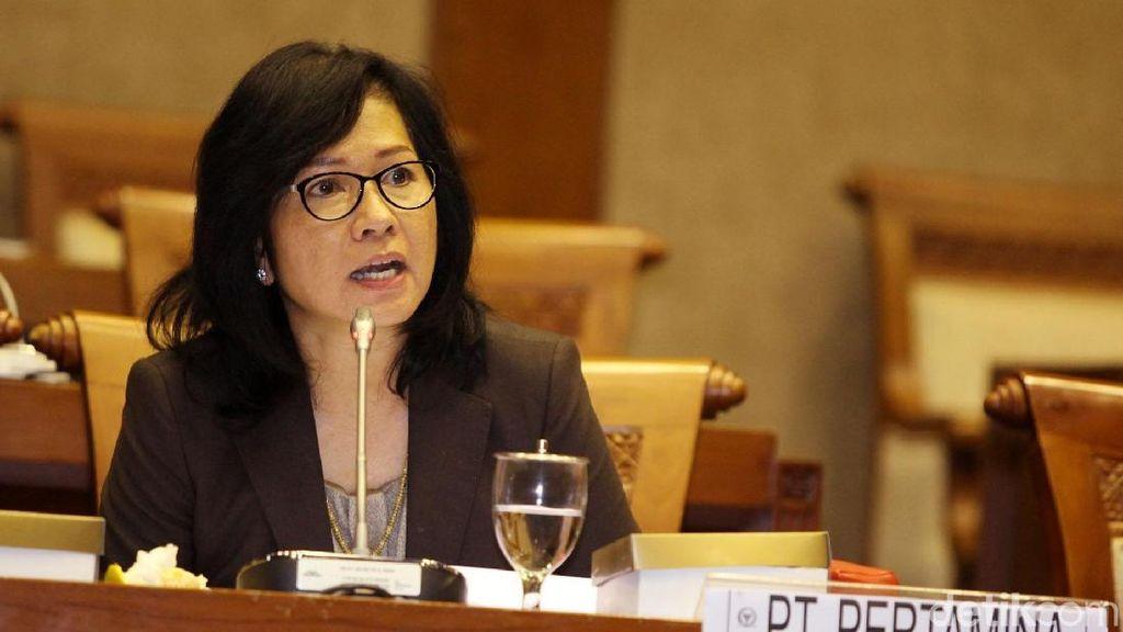 Karen Agustiawan Tersangka, Jaksa Agung: Pokoknya Kita Lanjut Terus