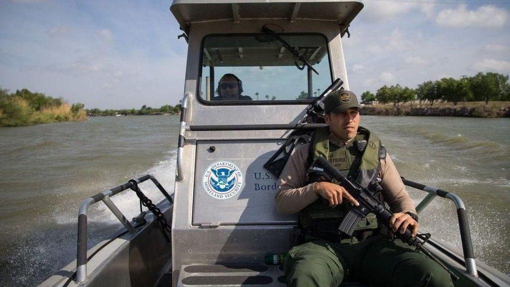 Trump Siap Kirim Militer AS ke Perbatasan Meksiko
