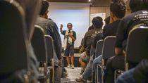 Sinematografer Kondang Keliling Tanah Pasundan Siap Bagi Ilmu