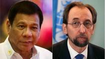 Disuruh ke Psikiater, Duterte Balas Menghina Petinggi HAM PBB