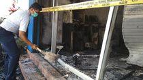 Kebakaran Kantor Teras BRI Trenggalek Diduga Akibat Korsleting
